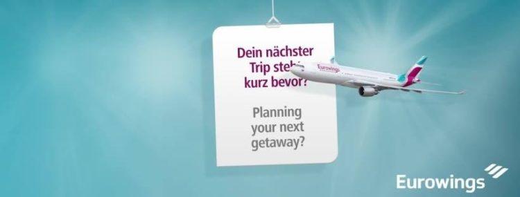 Europwings Flug steht bevor?