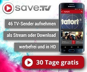 Save TV Videorekorder Cloud Filme speichern streamen