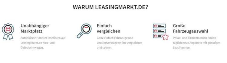 Warum LeasingMarkt?