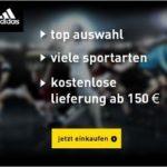 adidas specialty sports Gutschein für Ihren Einkauf