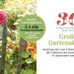 Waschbär: Workshop-Wochenenden in einer Bio-Gärtnerei gewinnen