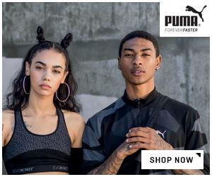 Mit einem Puma Gutschein können Sie ebenso funktionale wie auch modische Sportbekleidung oder Alltagsoutfits besonders günstig online bestellen.