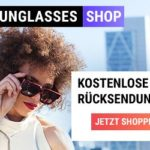 Sunglasses Shop Coupon für satte Rabatte