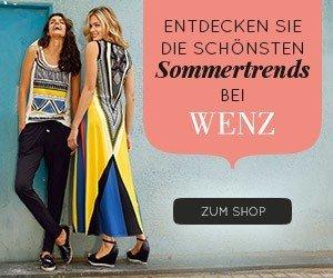 Nutzen Sie den aktuellen Wenz Gutschein Code und shoppen Sie trendige und ansprechende Damenmode bester Qualität mit Rabatt!