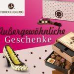 chocolissimo:  10% Rabatt auf außergewöhnliche & individuelle Geschenke