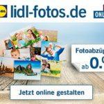 Lidl-Fotos.de: 20% Rabatt auf alle Foto-Produkte