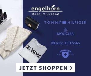 Bei engelhorn finden Sie Mode von über 950 Marken. Ihre Einkäufe werden günstiger, wenn Sie aktuelle Angebote bzw. Rabatt und Gutschein-Codes verwenden.