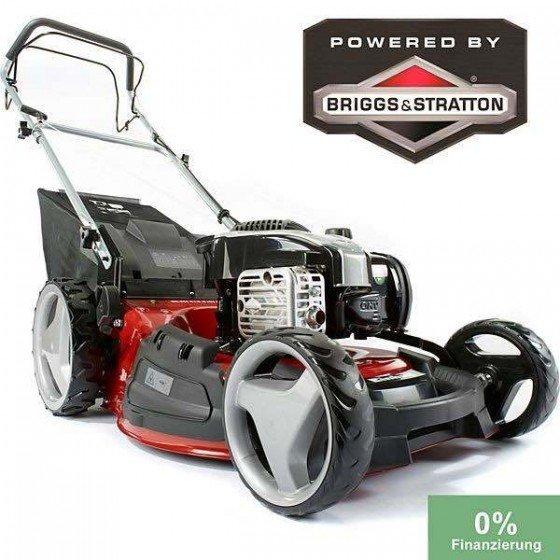 Einhell Benzin-Rasenmäher GC-PM 51/2 S HW mit Briggs & Stratton-Motor für 249,95 EUR (statt 369,95 EUR bei Amazon)
