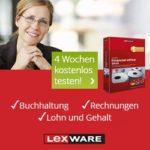 Lexware KOSTENLOS: 4 Wochen kaufmännische Software testen!
