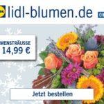 Lidl-Blumen Gutchein: 3 EUR Rabatt auf alles!