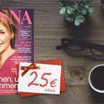 DONNA: 8 Ausgaben effektiv nur 9,60 EUR!