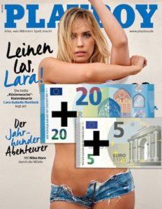 6 Ausgaben Playboy für nur 7,50 EUR insgesamt