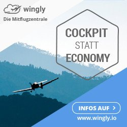 Wingly - Mitflugzentrale