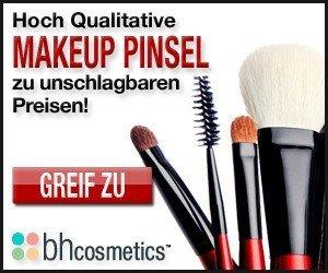 bh Cosmetics: Gutschein-Code + 60% Rabatt auf den 2. Artikel!