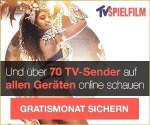 TV-Spielfilm live: 1 Monat kostenlos TV streamen inkl. Olympia