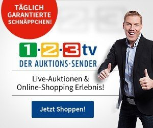 Im Februar 2017 sparen Sie mit dem 1-2-3.tv Neukunden-Gutschein die gesamten Versandkosten in Höhe von 6,98 EUR. Jetzt shoppen und sparen!