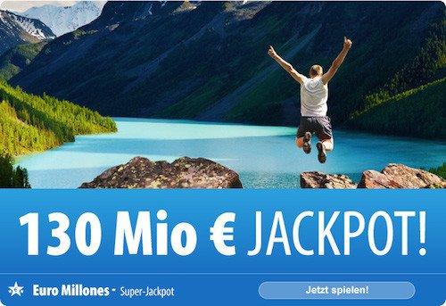 EuroJackpot: 2 von 3 Tippfeldern KOSTENLOS. Zur Zeit steht der Euro Millones-Jackpot bei 76 Millionen EUR.