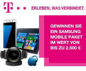 Samung Galaxy Gewinnspiel