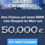GEWINNEN Sie ein BMW M235i Coupé oder 50.000 EUR in bar!