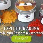 Aktuelle Aroma-Box Gutscheine hier entdecken