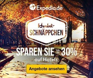 Herbst Sale Expedia.de