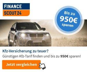 Bei Ummeldung oder Anmeldung können Sie Ihre KFZ-Versicherung wechseln. Im günstigsten Fall können Sie pro Jahr 950 EUR sparen. Der Vergleichsrechner hilft!