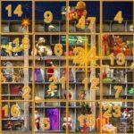 Katzen Adventskalender-Gewinnspiel