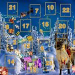 Art Adventskalender-Gewinnspiel