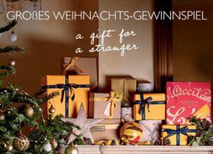 Wichteln beim L Occitane Weihnachts-Gewinnspiel: Wählen Sie eine Person aus, die ein Geschenk aus dem tollen Duft- und Pflege-Repertoire erhalten soll. Im Gegenzug können Sie selbst auch ein Geschenk erhalten.