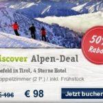 Tiscover: Winterurlaub in der Steiermark gewinnen