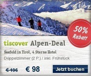 Gewinnen Sie jetzt beim Tiscover Gewinnspiel einenWinterurlaub in der Steiermark für die ganze Familie inkl. Übernachtung, Skipass und Skikurs.
