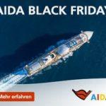 Black Friday bei AIDA: Kreuzfahrten mit Rabatt