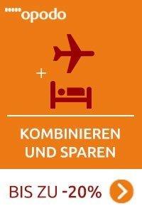 Gewinnen Sie jetzt zum 15-jährigen Jubiläum von Opodo einen Flug nach Thailand (Krabi) für 2 Personen mit Qatar Airways in der Economy Class.
