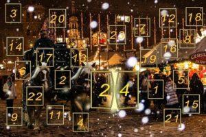 Auch 2016 warten beim Weihnachten in Berlin Adventskalender-Gewinnspiel 24 Preise auf Berliner: Freuen Sie sich auf tolle Preise rund um die Stadt!