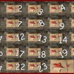 Essie Adventskalender-Gewinnspiel