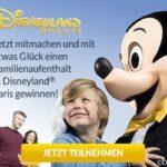 Disneyland Paris: Familienaufenthalt gewinnen für 4 Personen