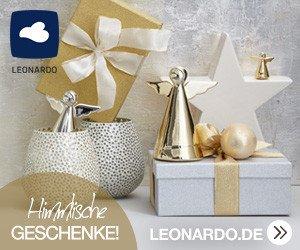 Auch 2016 warten beim Leonardo Adventskalender-Gewinnspiel 24 Preise auf Dekofans: Freuen Sie sich auf edle Wohnaccessoires.