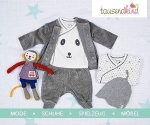 Tausendkind verlost unter allen Teilnehmern dieses Gewinnspiels ein komplettes Schardt Baby-Zimmer nach Wahl im Wert von bis zu 1.849 EUR!