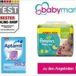 Babymarkt: 100 EUR Einkaufs-Gutschein gewinnen