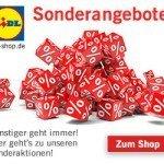 Lidl: 5 Lidl-Gutscheine im Wert von je 100 EUR zu gewinnen