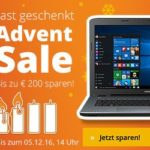 Advent Sale bei Medion – bis zu 200 EUR sparen