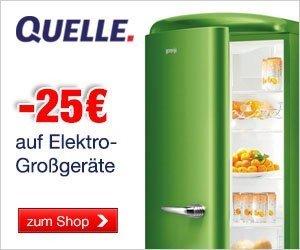Jetzt 25 Euro Quelle Rabatt-Gutschein sichern! Im Quelle Onlineshop finden Sie Artikel aus allen Bereichen des täglichen Lebens.