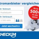 Stromanbieter wechseln + bis 500 EUR sparen: KOSTENLOSER Check!