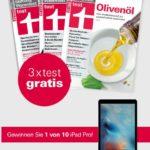 """""""test"""" 3 x KOSTENLOS und iPad Pro GEWINNEN"""