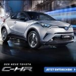 Toyota C-HR konfigurieren: SUV-Coupé mit sportlichem Design