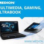 Medion Weekend Sale mit bis zu 30 Prozent Rabatt
