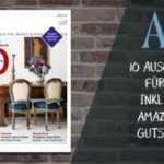 AD Architectural Digest Jahresabo für effektiv 18 EUR