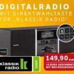 "Jetzt ""Alt gegen Neu"" beim Klassik Radio Shop"