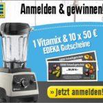 Edeka: Vitamix oder Einkaufs-Gutscheine gewinnen