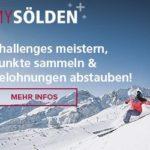 """Ötztal Tourismus """"MySölden"""": Punkte sammeln und gewinnen"""